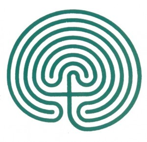 seed labyrinth green