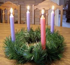 advent wreath home