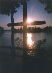 pilgrim lodge cross